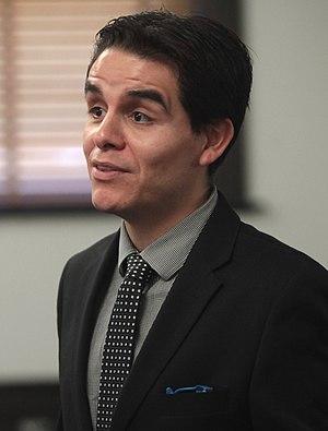 Juan Mendez (politician) - Image: Juan Mendez (26377875102)