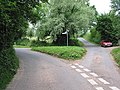 Junction for Linton, Aston Crews or Little Gorsley - geograph.org.uk - 465662.jpg