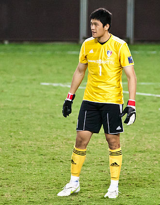 Jung Sung-ryong - Jung Sung-ryong with Suwon Bluewings in 2011