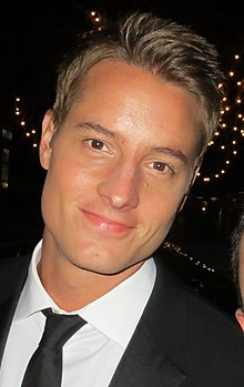 Justin Hartley 2012.
