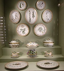 second I the series by the Royal  Copenhagen museum 1972 collector plates