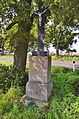 Kříž na křižovatce silnic do Otinovse a Nivy, Drahany, okres Prostějov.jpg