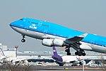 KLM Royal Dutch Airlines, Boeing 747-400, PH-BFE - NRT.jpg