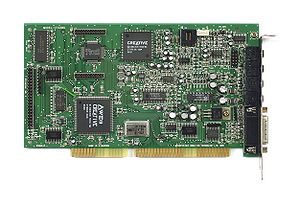 Sound Blaster AWE64 - Sound Blaster AWE64 Value.
