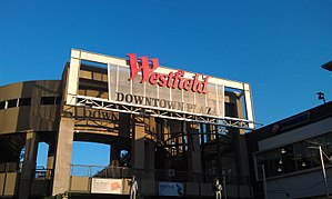 Downtown Commons - The former eastern entrance to what was then Westfield Downtown Plaza