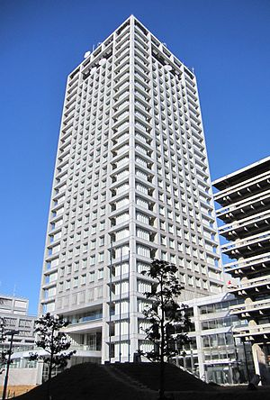 Kagawa Prefectural Office Main Building.JPG
