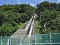 Kamanashigawa II power station penstock.jpg