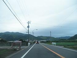 上大野町 (阿南市) - Wikipedia