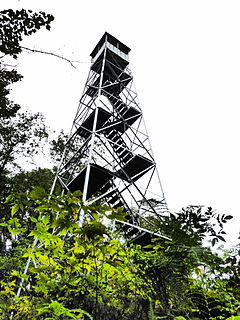 Kane Mountain Fire Observation Station United States historic place