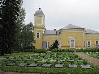 Town in Satakunta, Finland