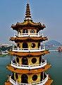 Kaohsiung Lotus Pond Tiger- & Drachenpagode & Wuli-Pavillon 4.jpg