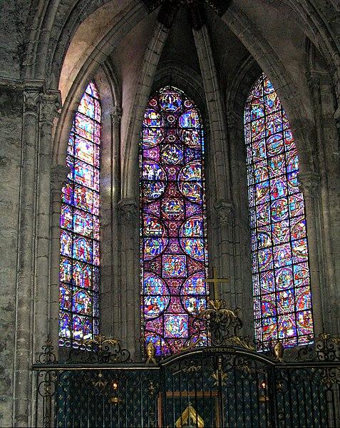 Najlepše katedrale sveta - Page 2 477px-Kapelle_Chartres