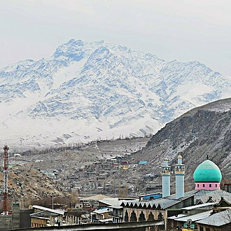Kargil district - Kargil city