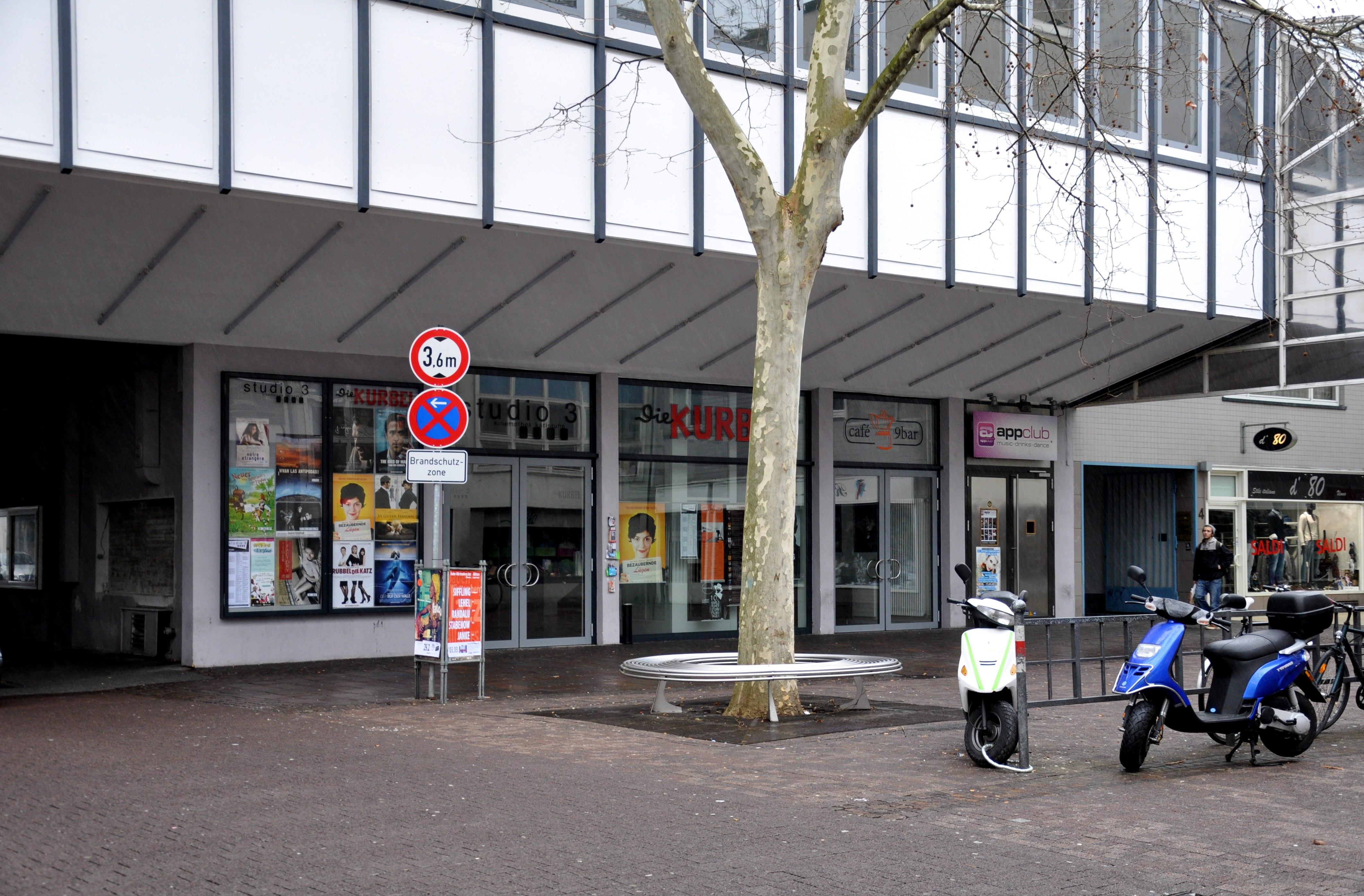 Die Kurbel Karlsruhe