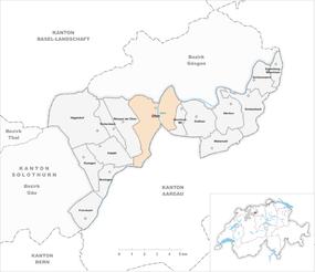 Mapo de Kappel