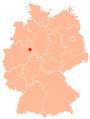 Karte Senne in Deutschland.png