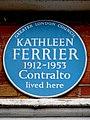 Kathleen Ferrier 1912-1953 contralto lived here.jpg