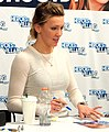 Katie Cassidy at Citizens of Heroes & Villains Fan Fest NYNJ 2016 02.jpg