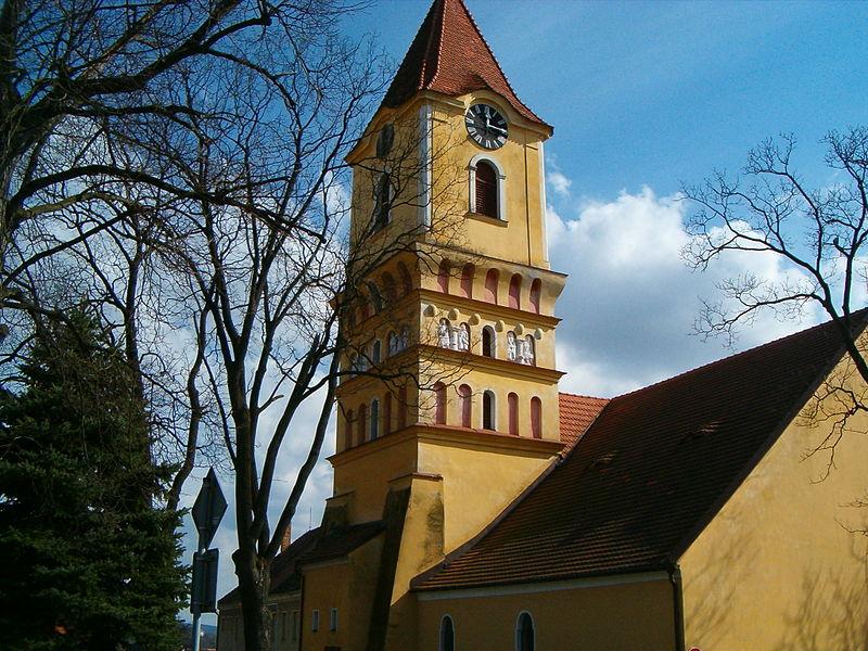 kostel sv. Filipa a Jakuba v Katovicích