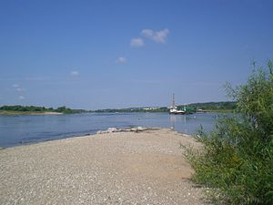 Neris - Confluence of Neman and Neris in Kaunas