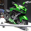 Kawasaki Ninja ZX-14R ABS (High Grade) at the Tokyo Motor Show 2015.jpg