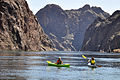 Kayaking through the Black Canyon Wilderness Area (8981324889).jpg
