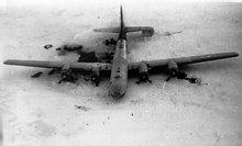 Ww2 Abandoned Or Crashed Aircraft http://en.wikipedia.org/wiki/List_of_accidents_and_incidents_involving_military_aircraft_(1945%E2%80%931949)