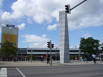 Kehl station - Kehl station, 2007
