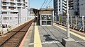 Keisei-railway-KS04-Machiya-station-platform-20180419-120701.jpg