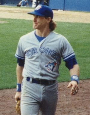 Kelly Gruber - Gruber in 1992