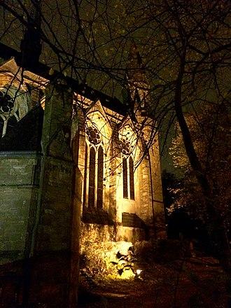 Kelvinside Hillhead Parish Church, Glasgow - Kelvinside Hillhead Parish Church