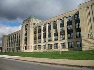 Kensington High School (Buffalo, New York) - Image: Kensington High Buffalo NY