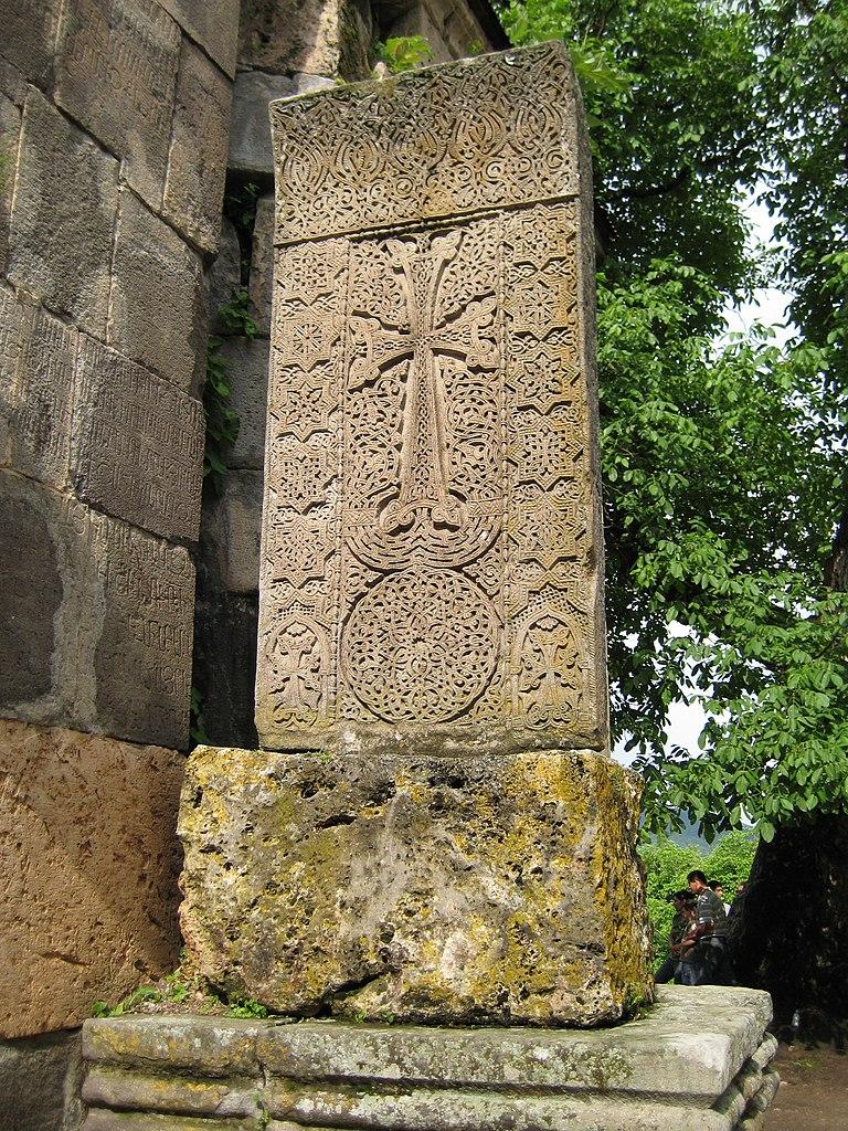 Khachkar Armenia Kuno