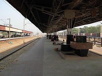 Kharagpur Junction railway station - Image: Kharagpur Railway Station 2