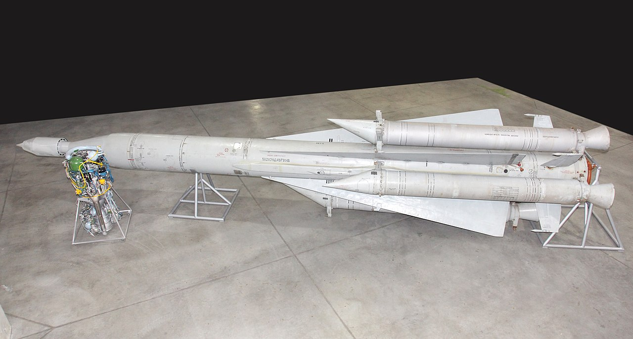 3M22 Zircon (Brahmos II) Hypersonic Missile - Page 7 1280px-Kholod