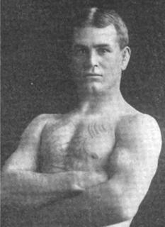 Kid Parker American boxer