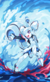 Kiki the Cyber Squirrel mascot of Krita plastic model kit box art.png
