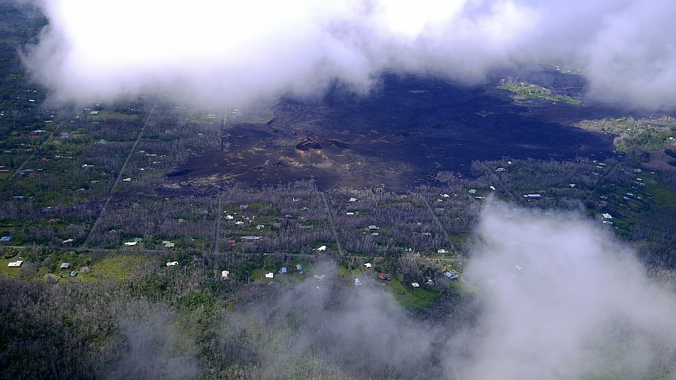 Kilauea Volcano Fissure 8 by Volkan Yuksel captured on May 4th 2019 P4280280