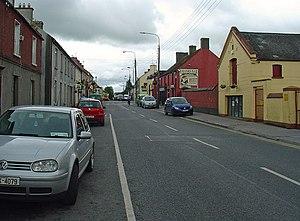 Kilcormac - Main Street Kilcormac