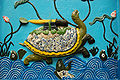 Kim Qui and the Restored Sword (Hoan Kiem) in ceramics.jpg