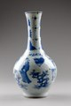 Kinesisk porslinsflaska från 1645-1655 - Hallwylska museet - 95597.tif