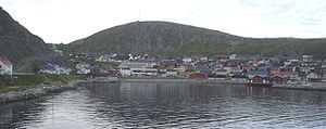 Finnmark - Kjøllefjord on the northeastern coast