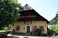 Klagenfurt - St Martin - Ehemaliges Mesnerhaus.JPG