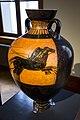 Kleophrades Painter ABV 404 5extra - Athena Promachos - charioteer in quadriga - Basel ASuSL BS 494 - 06.jpg