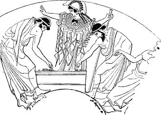 Chrysippus - Cleromancy in ancient Greece. Chrysippus accepted divination as part of the causal chain of fate.