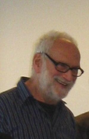 Knud Illeris - Knud Illeris in Roskilde University. Denmark, 2013