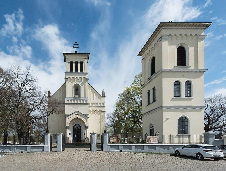 St Catherine's Church, Warsaw