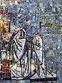 Kościół pw. krzyża świętego w, Luboszyce, gmina Jemielno, Polska - church dedicated to increasing the holy cross in, Luboszyce, Jemielno commune - Poland - panoramio.jpg