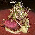 Kobe Beef Katsu with Avocado Mustard Sauce (15442132887).jpg