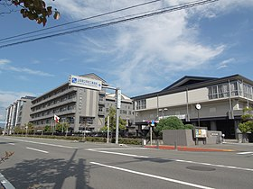 Kofu Kogyo Technical High School in Yamanashi prefectural.JPG